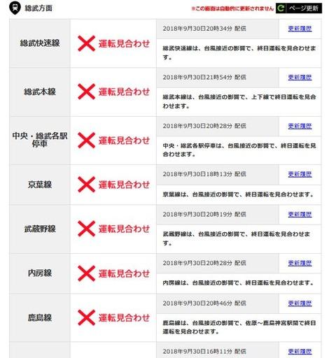 20180930 台風の影響-JR運転見合わせ-5