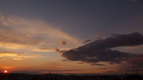 20120511 夕暮れ