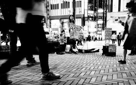 20170414 MUSIQUA渋谷路上ライブ-A