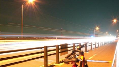 20090613 橋の上