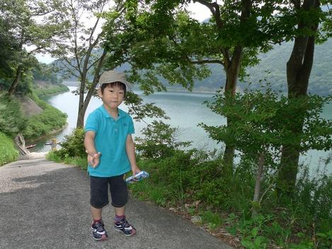 20110817 赤谷湖