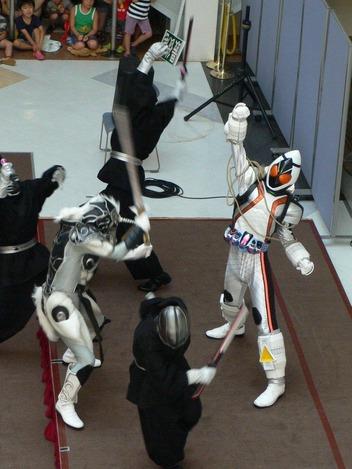 20110918 仮面ライダーフォーゼ