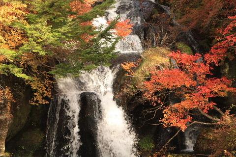 の 滝 アクセス 竜頭 「竜頭の滝」