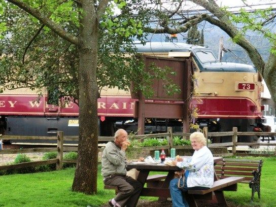 sattui wine train