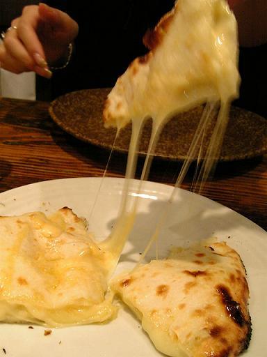 のびるチーズクルチャ