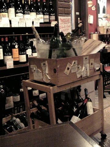 グラス用のワインたち