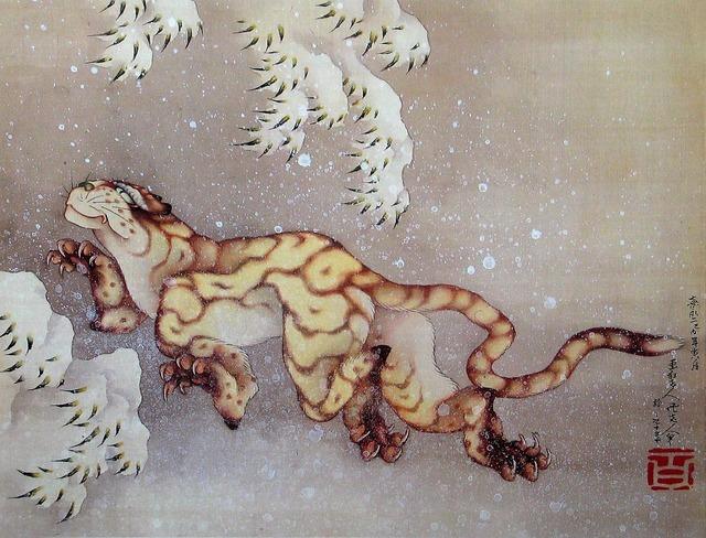 hokusai_tiger