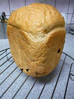 全粒レーズン食パン