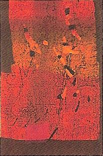 石の花(赤)