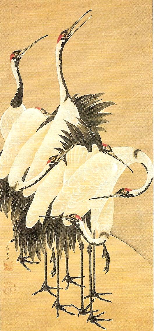 橋本雅邦の絵画作品一覧と所蔵美術館