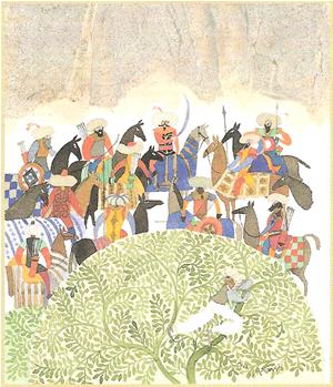 アリ・ババと四十人の盗賊
