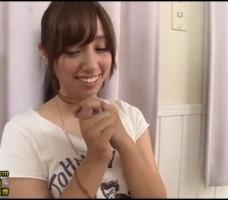 【エロ動画】【深川鈴】清楚な美大生の裏の姿はチンポに興奮するM女