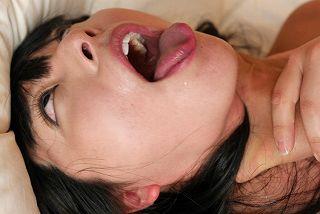 【上原亜衣】セックス&中出しし放題!ビンタしてピストンを煽り、首絞めさせて舌を出して白目絶頂