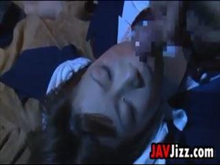 【強姦 凌辱】警備員のお姉さんが部下にレイプされててワロタww