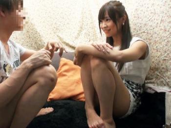 【素人ナンパ企画】勃起で罰ゲームw超カワイイSSS級の美女が100万円に転んで男友達に挿入を許すww 西村美咲