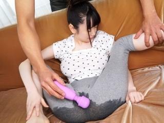 【水卜さくら】ネ申乳スレンダーBODY!この巨乳でこのスタイル!性感開発で大洪水!可愛すぎる~!