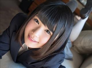 【白咲碧】あどけない顔の女子校生がイケメン男優に優しく抱かれて、女の顔で感じまくり
