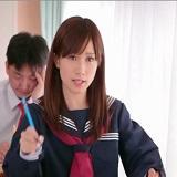 【JKレイプ】女子校生刑事が拘束されてチンポしゃぶって失禁して嵌められるw【小島みなみ】