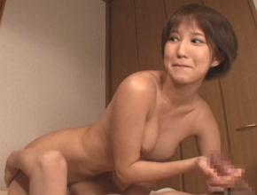 湊莉久 『で、出ちゃった!!』一般男性宅でセックスご奉仕しようとしたらハプニング発生ww
