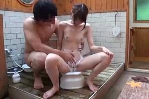 【JSJC】ロリ少女が風呂でSEXしてますw【栄倉彩】