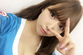 国民的アイドルSKE48鬼頭桃菜が僕の彼女!いつでもどこでもHしまくりな同棲生活!