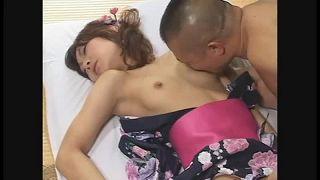 浴衣姿が可愛い女の子が変態男の性奴隷となって犯されるwwwwwww
