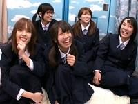 ビッグシティ東京に来た修学旅行生がお小遣い稼ぎにSOD的Hなミッションに挑戦