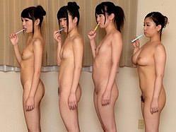 歯磨きの順番をおっぱいの大きさで決める貧乳妹たちとハーレム中出しセックス【姫川ゆうな・跡美しゅり】