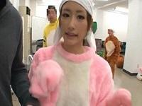 【絵色千佳】潰れかけた劇団を助けるために、超絶美少女な劇団員がAV出演