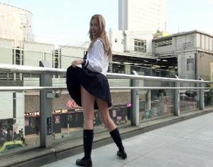 【アリス・クリスティーン】イギリス娘が初めての日本で数々の初体験。HENTAI