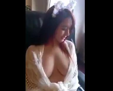 「日本の巨乳美女タマリマセン・・・」 海外で爆発的に再生されてる乳揺れ動画がどう見ても・・・