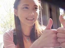 【素人】YOUは何しにニッポンへ?めっちゃ可愛いタイワン少女を軟派して部屋につれこんでイカせまくりハメまくり||