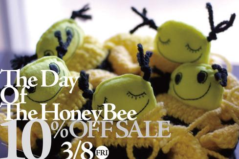 蜜蜂の日2019