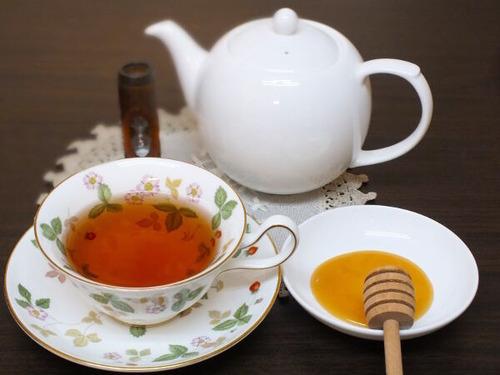 紅茶とハチミツ