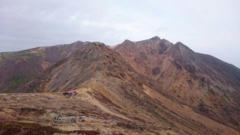 峰の茶屋跡
