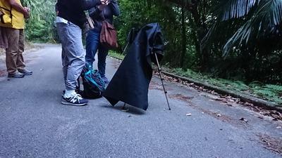 カメラ暗幕