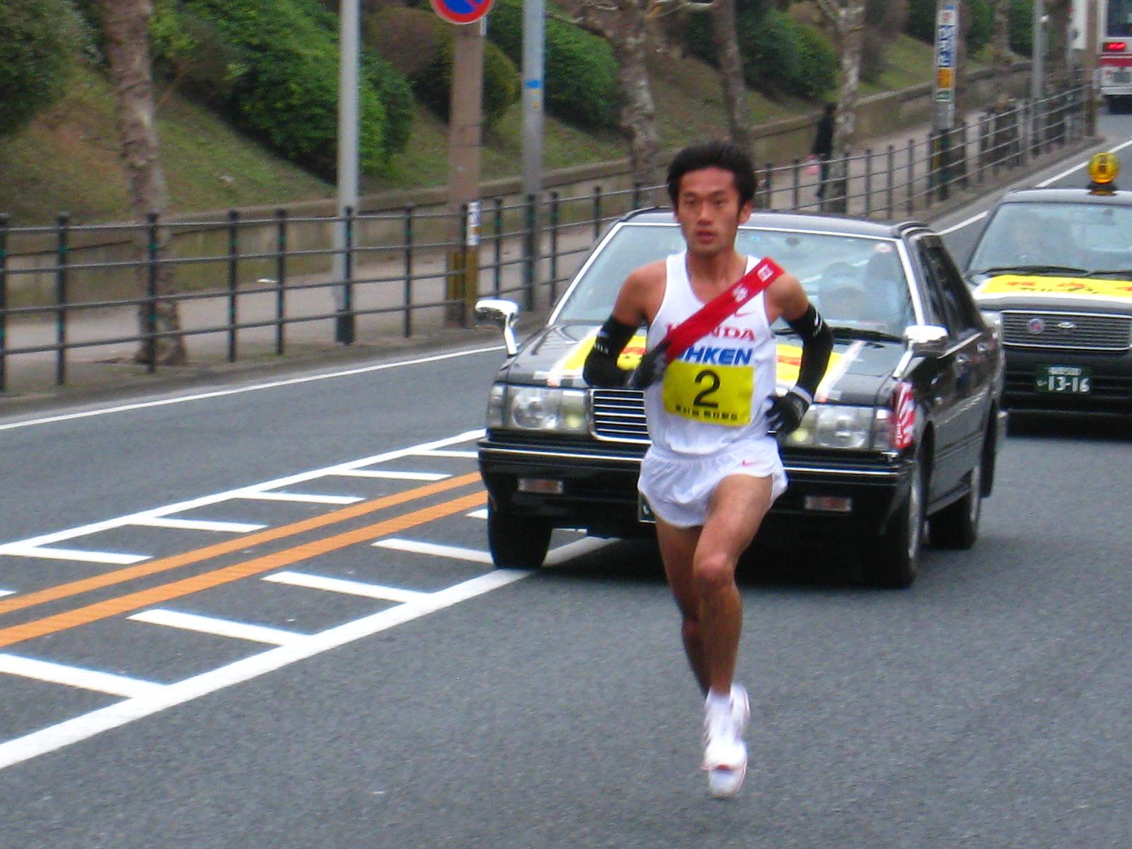 自転車の 朝日自転車 : 埼玉ホンダがトップを走って ...