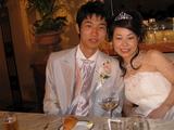 半谷結婚式3