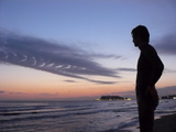 sunset surfing3