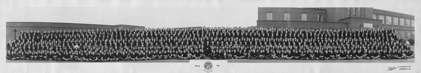 Hampton Grammar school 1962
