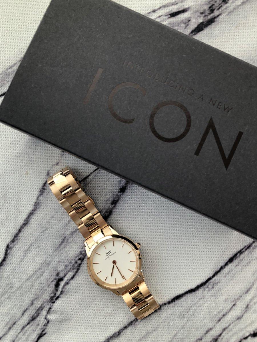 ダニエルウェリントン新作腕時計IconicLinkが発売!  ちいさな