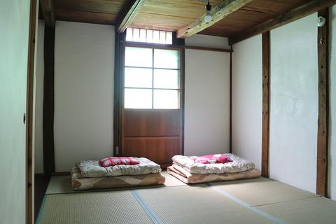 柳の家宿泊室6畳1200
