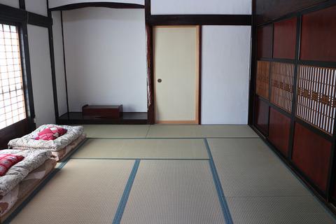 柳の家宿泊室10畳1200