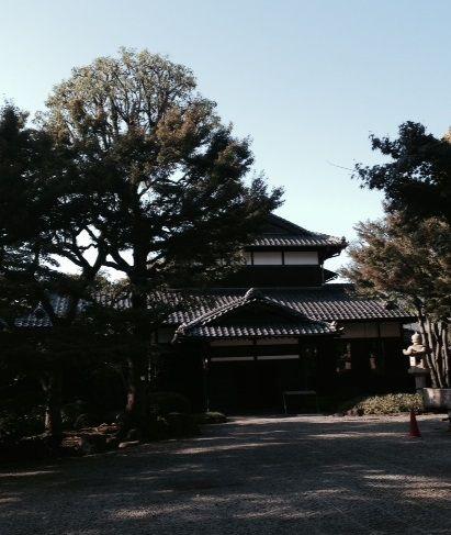 重要文化財 旧朝倉邸