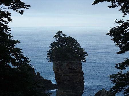 三王岩ひとつ