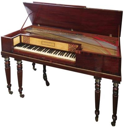 新スクエアピアノ
