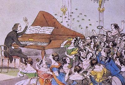 s-図1:リストのピアノ・リサイタル。