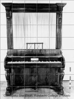 Cabinet pianoforte