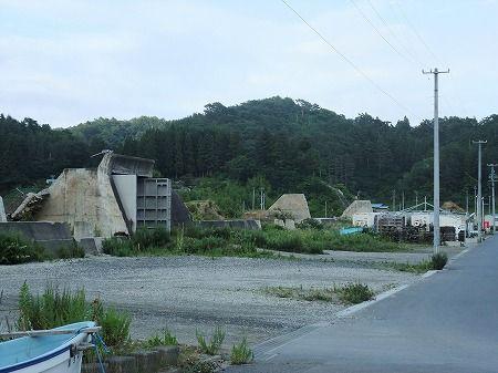 田老地区防波堤
