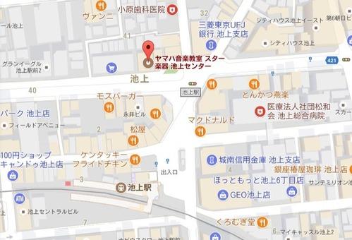 スター楽器地図